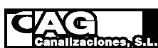 Logo CAG Canalizaciones