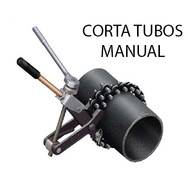CORTATUBOS MANUAL HASTA D. EXTERIOR 200