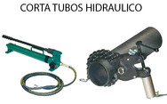 CORTA TUBOS HIDRÁULICO